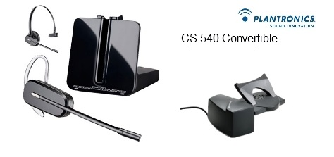 Plantronics CS540 HL10 combo
